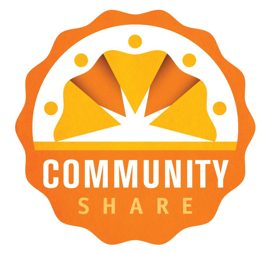 Community Share Logo