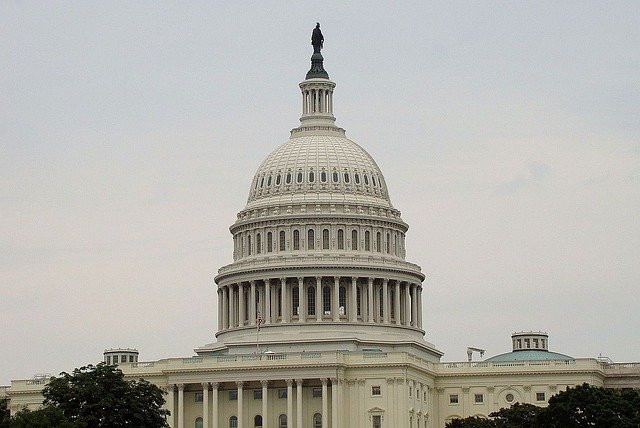 Image Description: Picture of the US Capitol in the Morning